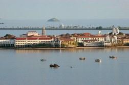 Casco Antiguo-Panama City.