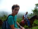 Antoine Oudot exploring Panama