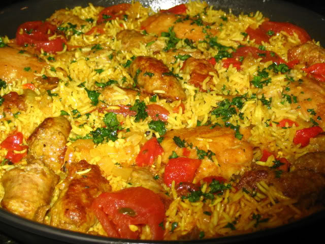 ... foods you should try while you are in Panama » arroz con pollo
