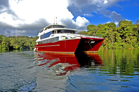 The Journey between the Seas: Panama Exploration Cruise