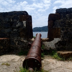 Strong as these cannon were, they could not stop the feared pirates of the 16th and 17th century