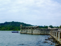 These fortifications protected what was once the most important Spanish port in the Americas from pirates and privateers