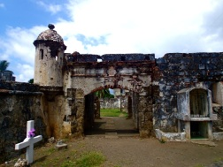 The fortifications are now protected UNESCO World Heritage