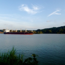 Another day at the Panama Canal