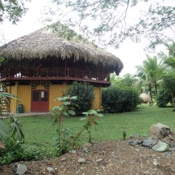 The ranchito for meetings and workshops