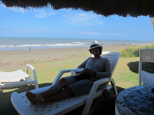 Relaxing in the Gulf of Chiriqui