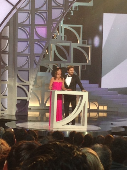 Victoria Abril en Premios Platino