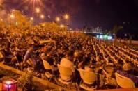 Cine al Aire libre en Panama City