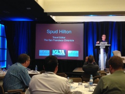 Spud Hilton and Social Media