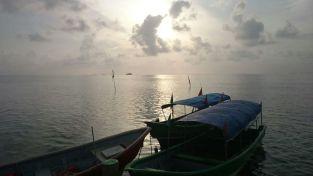 San Blas pier in Carti