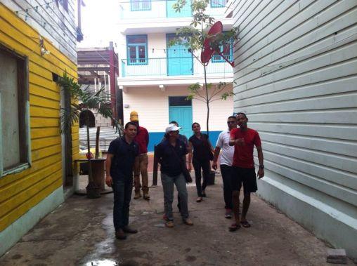 walking San Felipe