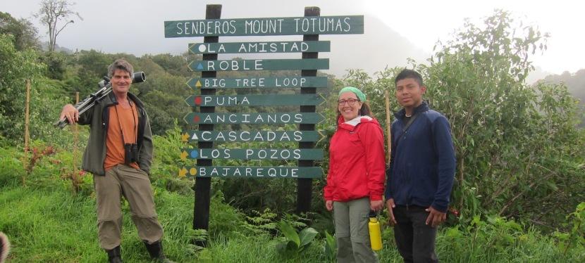 Mount Totumas Cloud ForestReserve