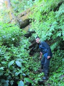Reinaldo, our local guide