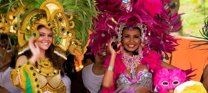 Carnivals in Panama
