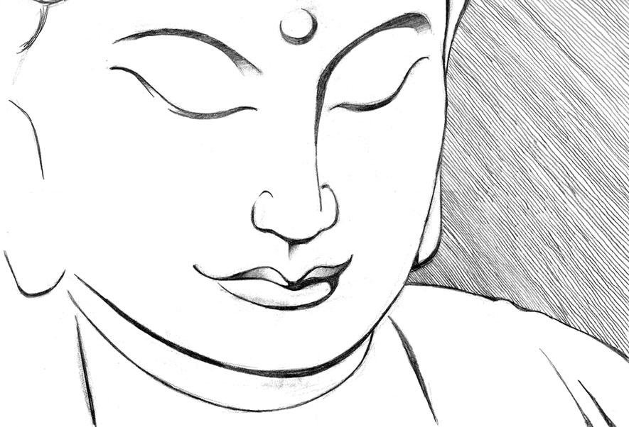 Buddha by EternalTraveler