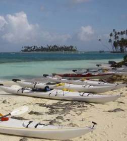 kayaking equipment