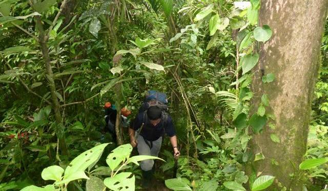 Darien Jungle Expedition inPirre
