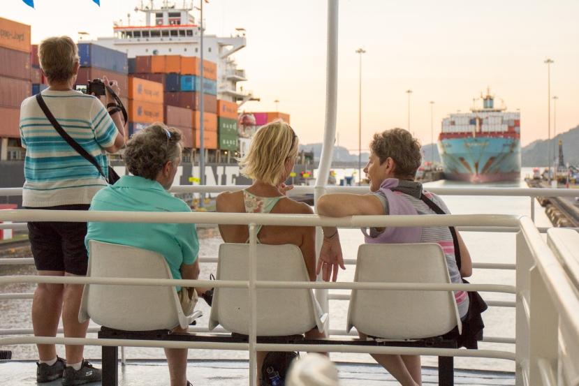Panama Canal Transits schedule 2019 –2020