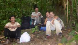 tourist in darien with ecocircuitos