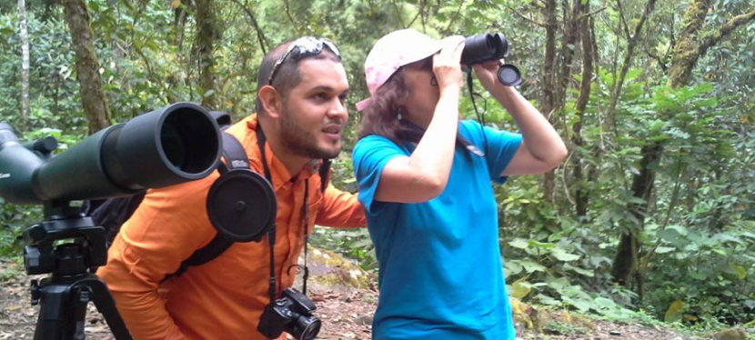 Meet our Naturalist guides: Raul Velasquez